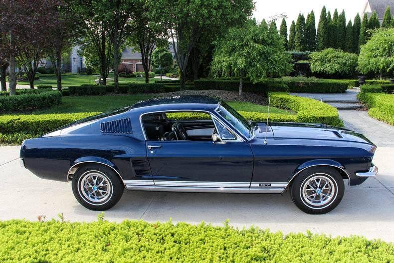 1967 Ford Mustang Fastback For Sale 1743927 Hemmings Motor News