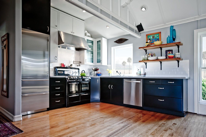 Kitchen Storage Cabinets | Metal Kitchen Cabinets | Custom Metal ...