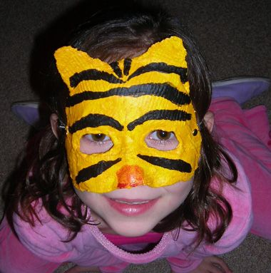 masque enfant masque en platre masque carnaval masque fete. Black Bedroom Furniture Sets. Home Design Ideas
