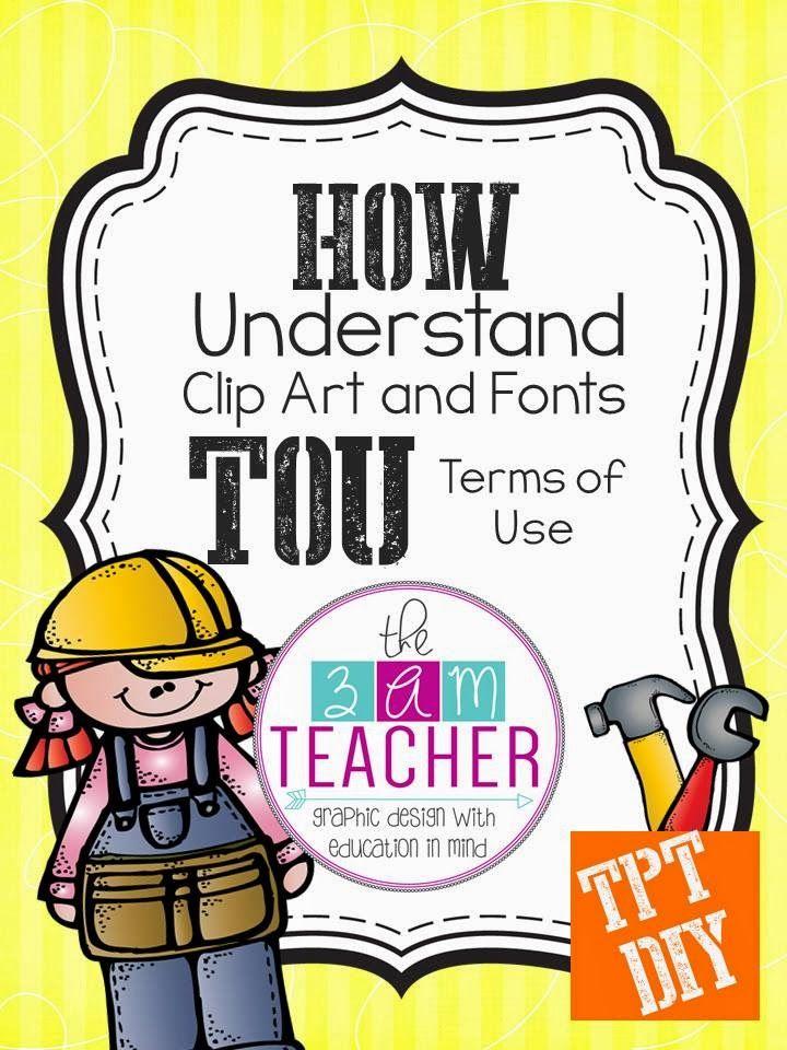 the 3am teacher how to build a product for teachers pay teachers rh pinterest com Digital Clip Art for Teachers Monster Clip Art for Teachers