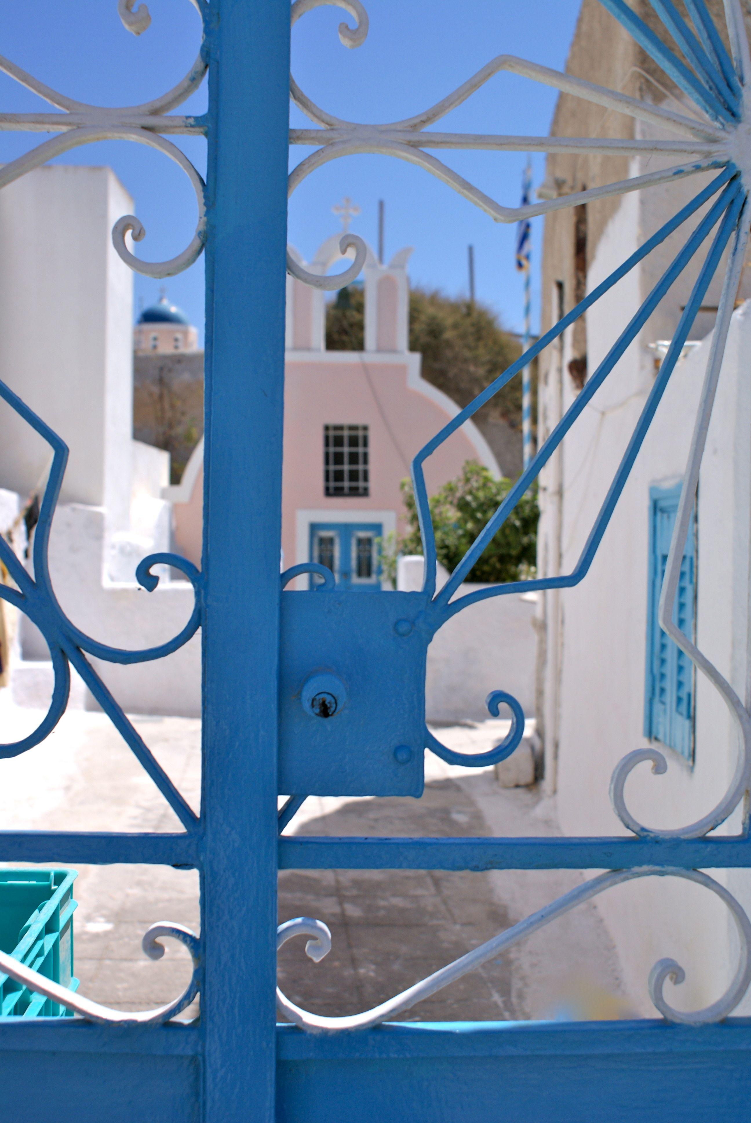 Entrance to paradise!