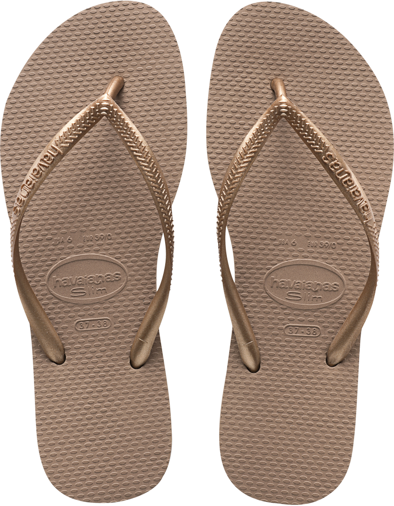 5378c063b6c640 Havaianas in either rose gold