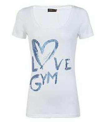Love Gym Snakeskin T-Shirt by ROBERTO CAVALLI  Love Gym  Shirt snakeskin- ·  BlusasCamisas ... 37d2586189