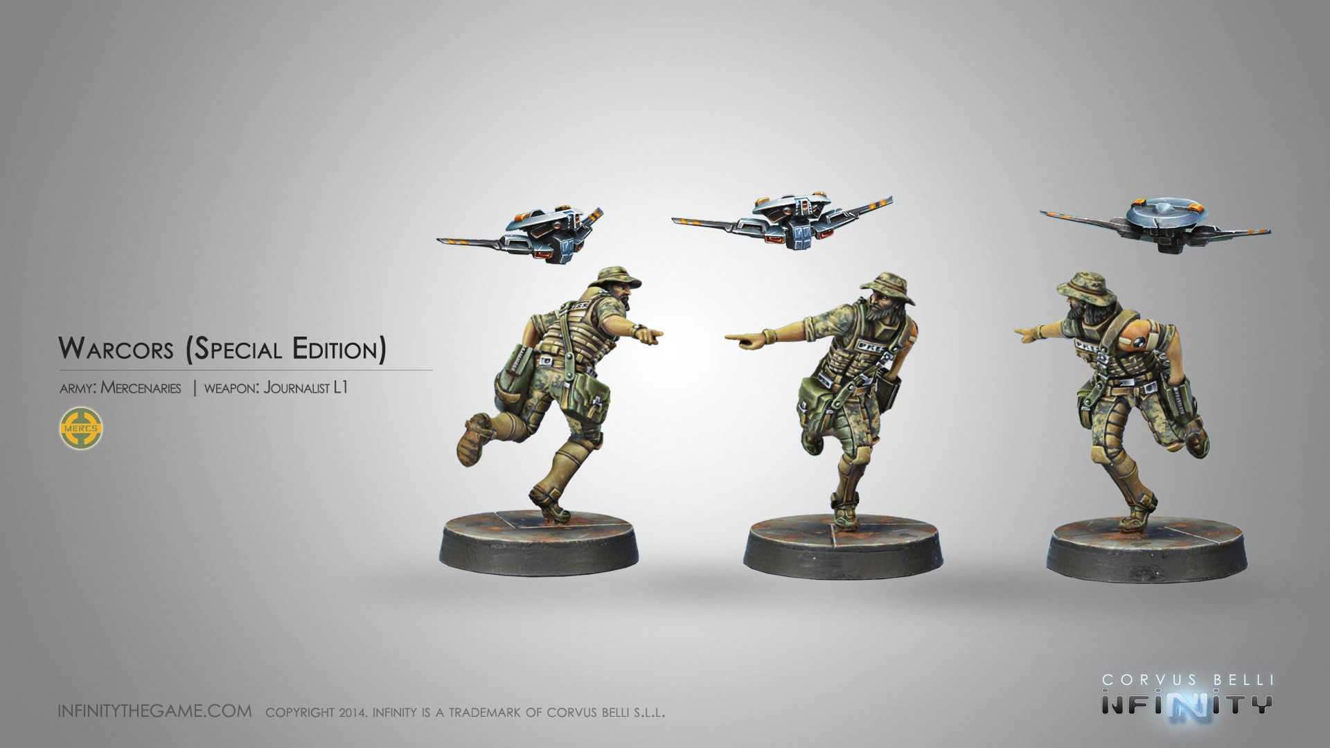 Warcors (Special Edition) - Exclusive for members of Warcor Program