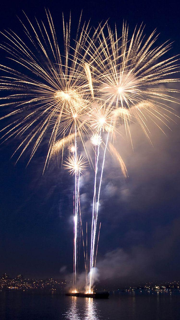 Very Nice Fireworks IPhone 6 Wallpaper