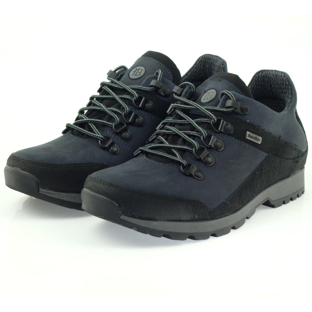 Trekkingi Z Membrana Sympatex Badura 3141 Granatowe Boots Shoes Women Heels Timberland Boots