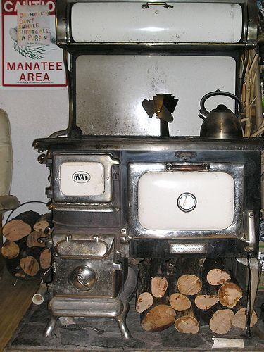 Cook On A Wood Stove Alter Ofen Kamin Grill Und Kuchenhexe