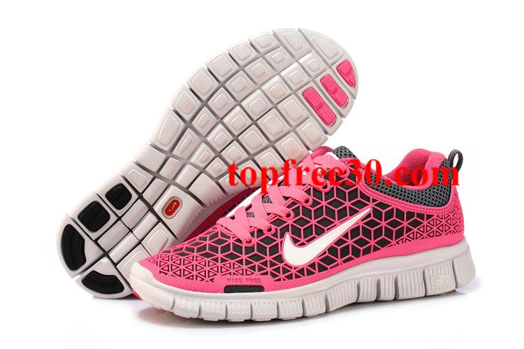 brand new 9604f de04a sale topfree30 for nikes 50 off womens nike free 6.0 pink white shoes decbe  3c33e