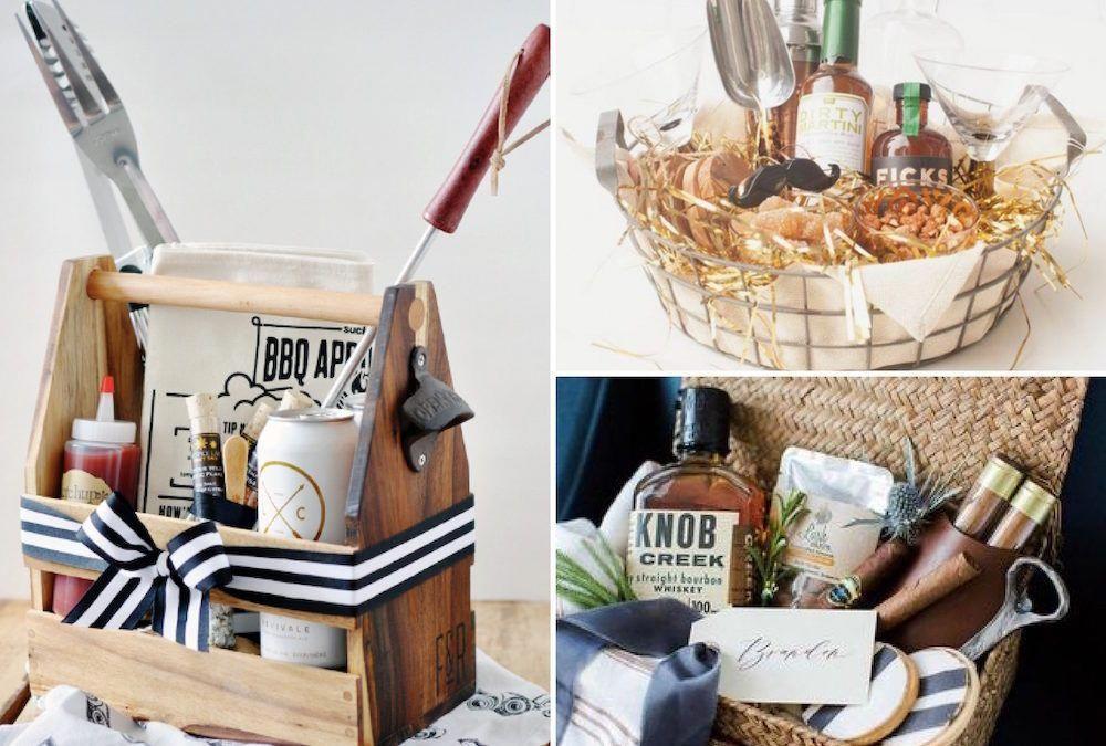 11 best diy gift basket ideas for men diygifts best
