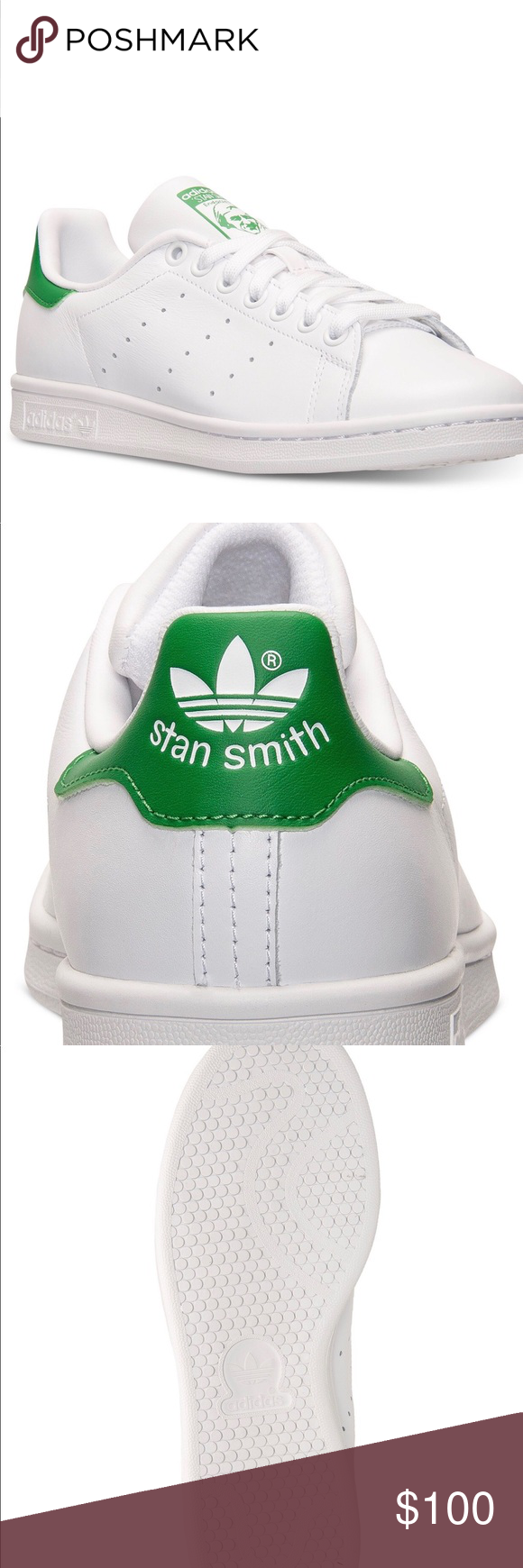 Adidas Verde stan smith for for for Mujer. nuevo With box. Talla 7.5, sold out 6e19f7