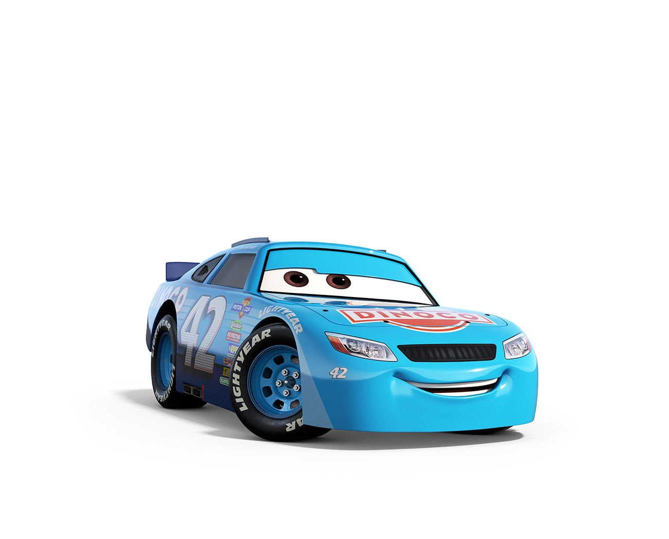 Meet The Cars 3 Character Lineup