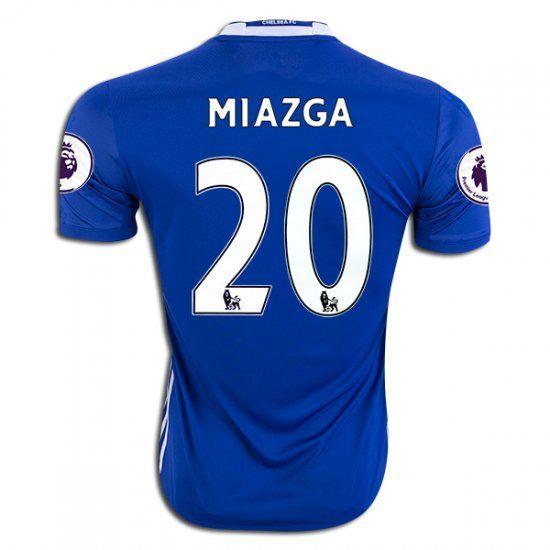 Chelsea #20 Matt Miazga Home Jersey 16/17 [0017CHL1S1H-20] -