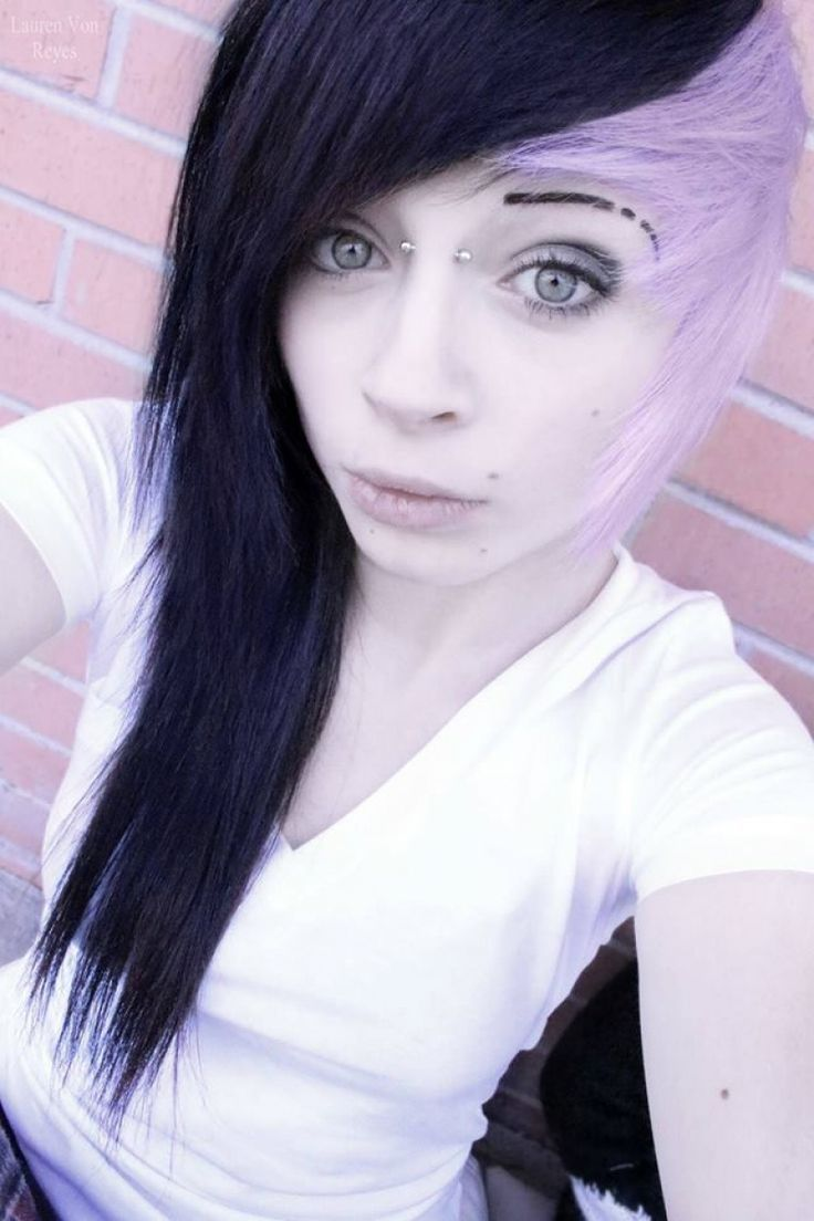 Cool cute emo hairstyles what do you think of emoscene hair