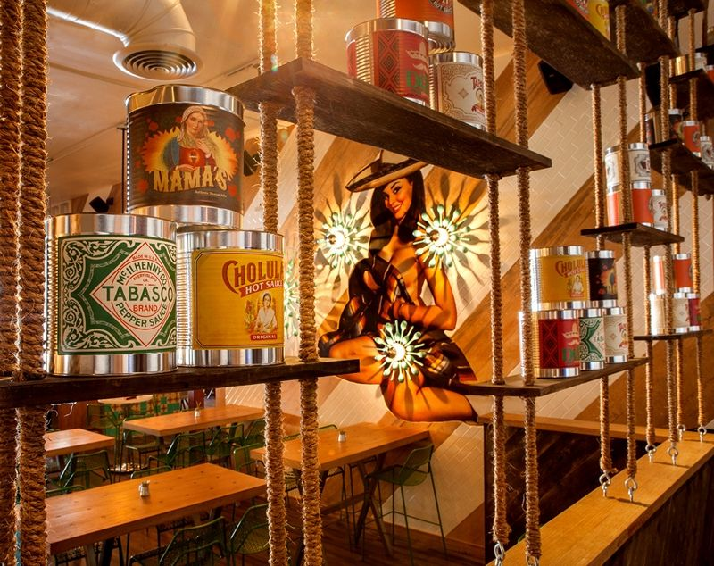 don chido an authentic stylish mexican restaurant in san diego rh pinterest com best mexican restaurant interior design mexican restaurant interior design