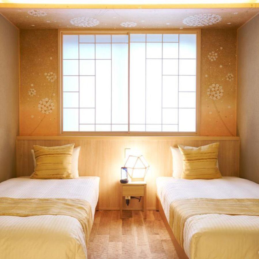 空間装飾 和紙壁紙 アクセントクロス ホテル 手毬 インテリア