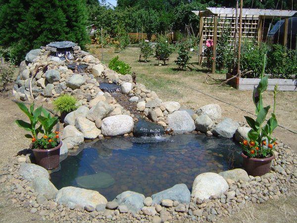 Comment faire son propre bassin de jardin en quelques étapes