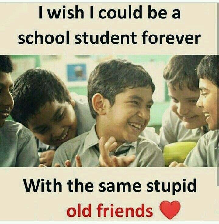 I Wish Bcz I Miss My Friends So Much My Own Little World