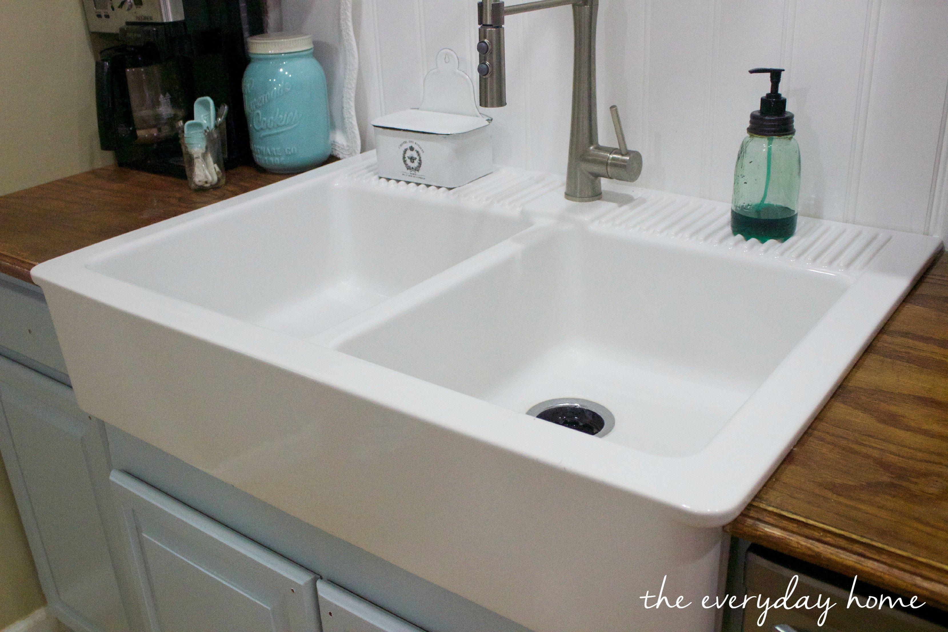 Elegant Ikea Farmhouse Kitchen Sink Reviews