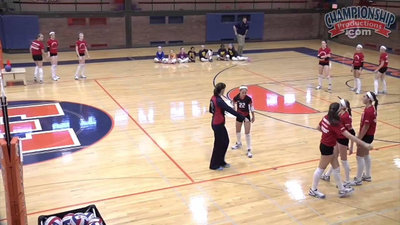 Movement And Technical Skills Drills For Youth Players Coaching Volleyball Volleyball Drills Volleyball Clubs