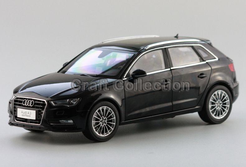 Black Diecast Model Car Audi A Sportback SUV Highend - Audi high end model
