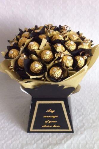 Ferrero Rocher Bouquet Шоколадный букет Подарки и Идеи