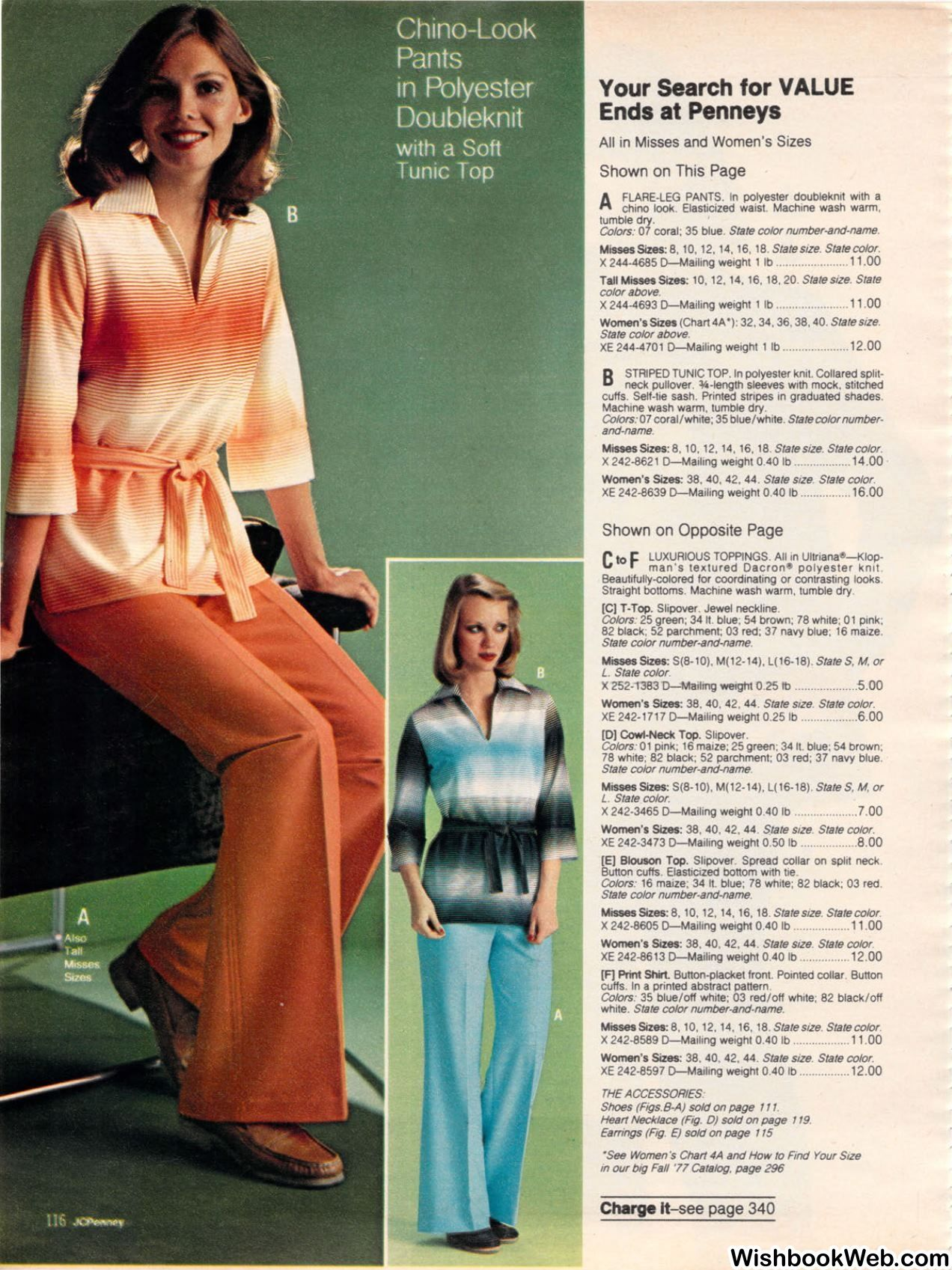 Jcpenney Christmas Catalog 2019 1977 JCPenney Christmas Catalog | Women's Fashion   1970's in 2019