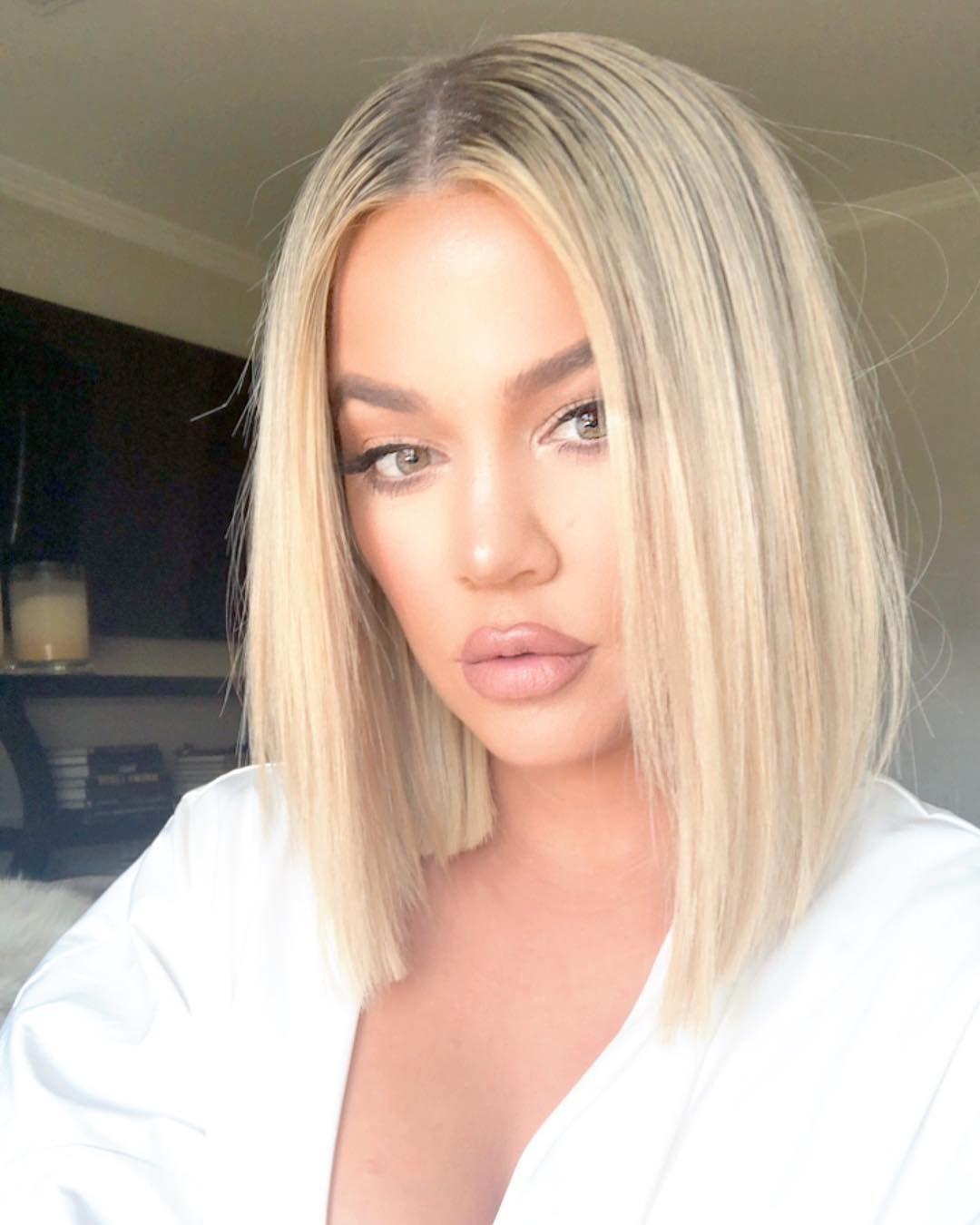 Khloé Kardashian Just Got a Crazy-Short Bob