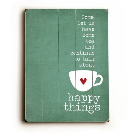 ~For the kitchen... but MUST be coffee!!!