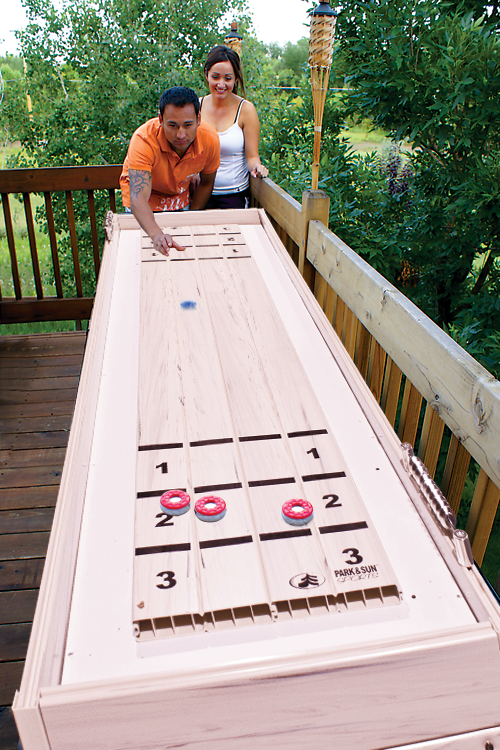 Park And Sun Sports Outdoor Game Table Series Blue Sky