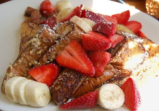 Crazy good #frenchtoast #dessert on the #LaJolla #Food Tasting & Walking Tour in #SanDiego - #foodies indulge! http://www.zerve.com/BiteSanDiego/LaJolla