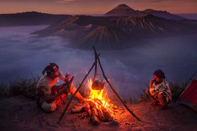 Bonfire at Bromo by Rarindra Prakarsa on 500px