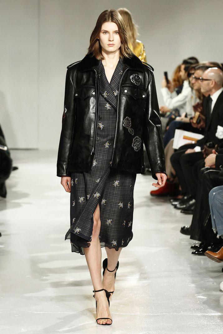 New York Fashion Week Otoño-Invierno 2017-18: Calvin Klein