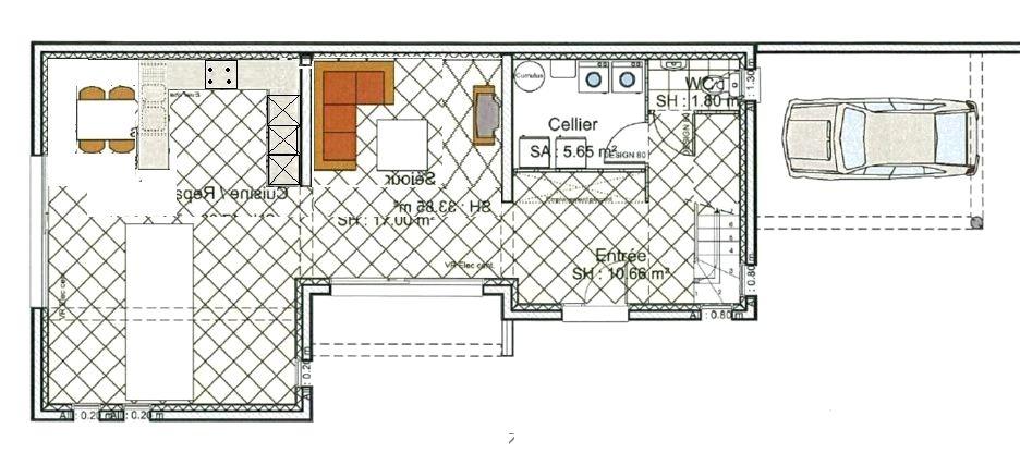 Idee Plan Maison En Longueur Ideas Di 2020