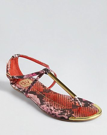 DV Dolce Vita Sandals - Archer Flat