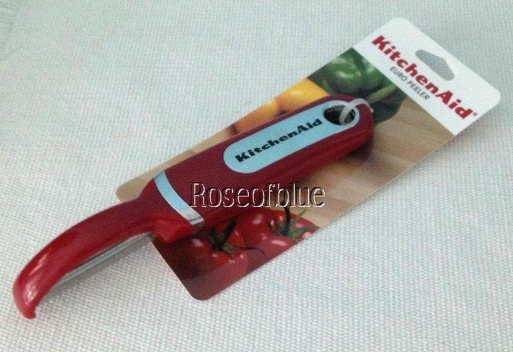Kitchenaid Euro Peeler Red Kitchenaid Euro Ebay Can Opener