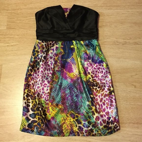 Semi Formal Dress Charlotte Russe Only Worn A Few Times It Has Two