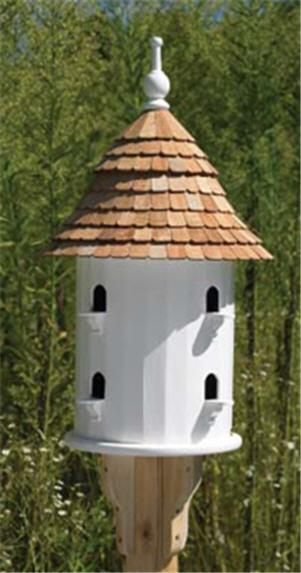 Dovecote Lazy Hill Birdhouse By Lazy Hill Farm Designs Ebay Bird House Bird Houses Bird House Kits