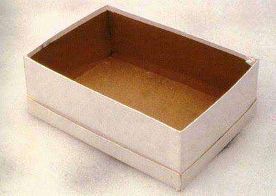 Puede Una Caja De Zapatos Ser Arte Caja De Zapatos Y Cajas