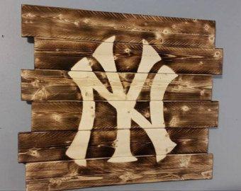 New York Yankees wall art & New York Yankees wall art | Yankeeu0027s | Pinterest | Ny yankees