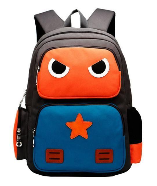 2017 Hot Cartoon Robot Children School Bags For Boys S Kids Book Bag Shoulder Backpack Cool Satchel Age 2 10 Mochila