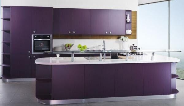 Die 41 Besten Lila Modulare Küche Küche lila, Küche