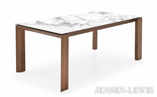 Calligaris Omnia Marble Ceramic Table Modern Dining Table