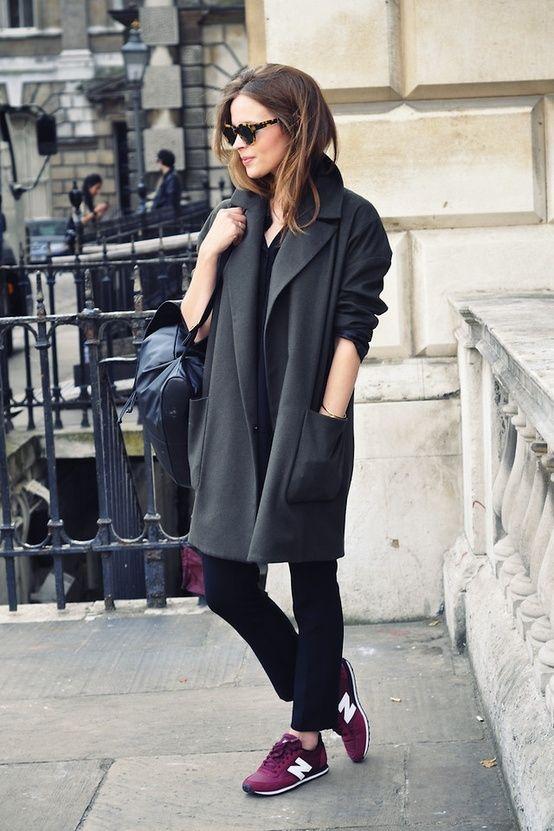 new balance women street fashion 2015