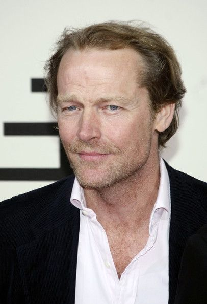 iain glen height
