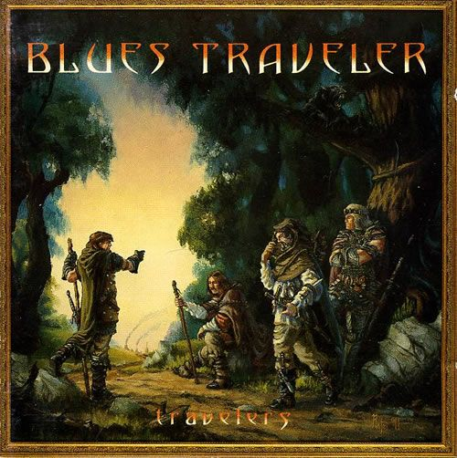 Blues Traveler - Travelers and Thieves