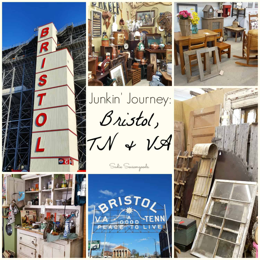 Best Antiques Thrift And Vintage Stores In Bristol Tennessee Virginia With Images Bristol Tennessee