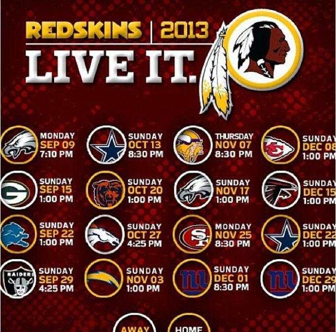Pin on Washington Redskins Football gear HTTR