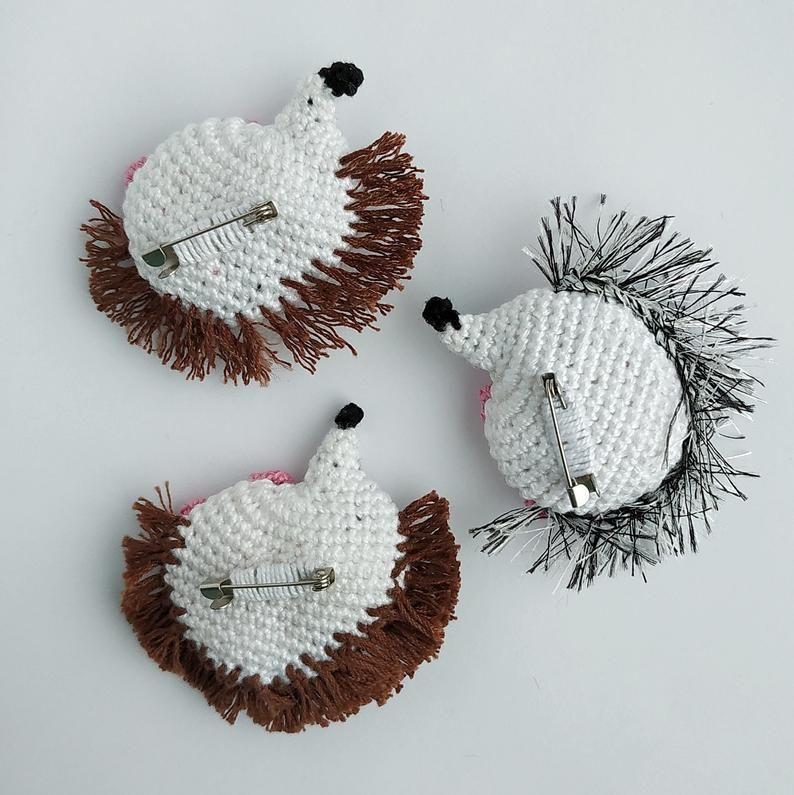 DIY Erizo sonajero Parte 1 amigurumi crochet/ganchillo (tutorial ... | 795x794