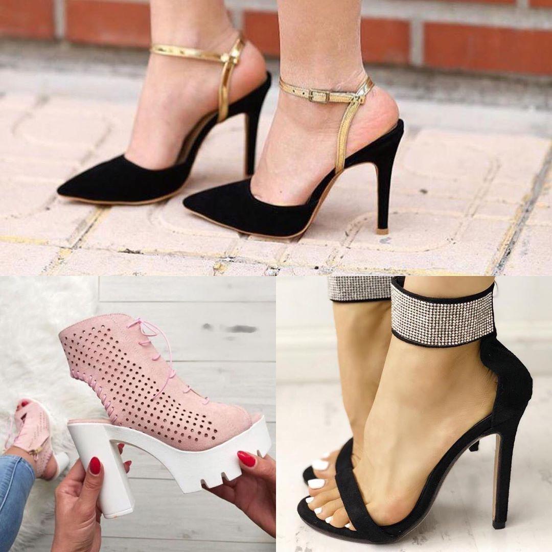 Bayan Ayakkabi Magazasi On Instagram Diger Modeller Icin Yana Kaydiriniz Birbirinden Guzel Spor Topuklu Ayakkabi Modelleri Sandalet Ve Terlik Cesitleri Icin