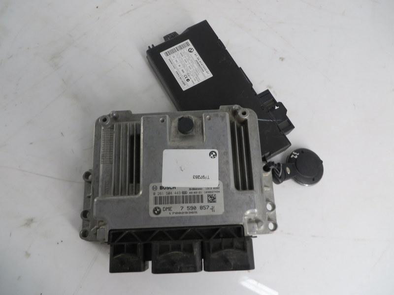 2007 2011 Mini Cooper Sjcw Cas3 Module Dme And Key Set R55 R56 R57